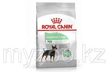 Royal Canin MINI DIGESTIVE CARE, 3 kg Корм для взрослых собак мелких пород с чувств. пищев. до 10 кг.