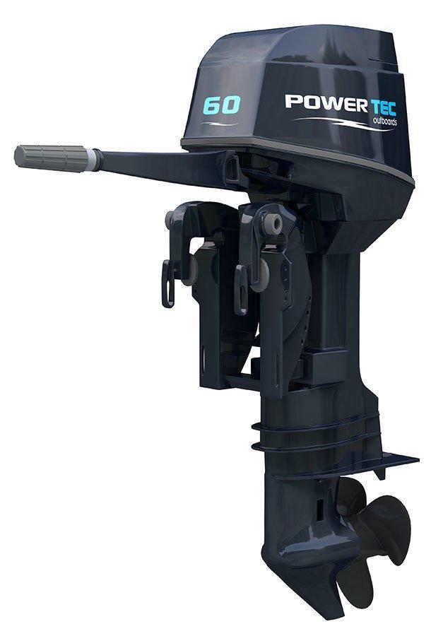 Лодочный мотор POWERTEC PP60AMHDL R31616