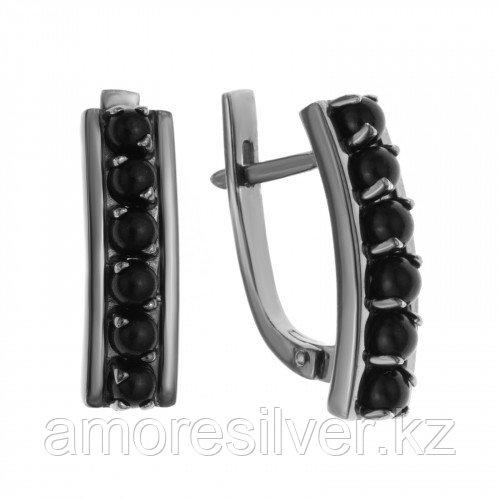 Серьги из серебра с жемчугом    Teosa 2000-0372-Plts