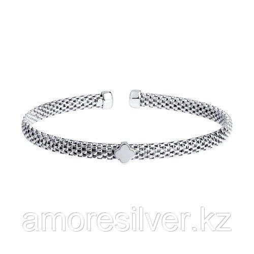 Браслет из серебра  SOKOLOV 94054701
