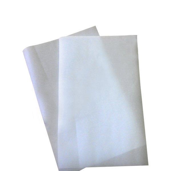Пергамент 420х420 мм,  бел, бум. (~1060 лист/пач)