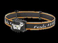 Фонарь FENIX Мод. HL18R черный (400лм)(80г.)(встроенный аккум. 1300mAh/от 3шт.AAA) R 43306