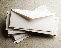 Как появился конверт