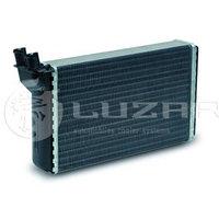 Радиатор отопителя для автомобилей 2110 (до 2003г.) Lada 2110-8101060, LUZAR LRh 0110 (комплект из 2 шт.)