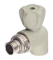 Вентиль для радиаторов угловой ППР