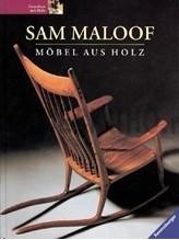 Книга *Mobel aus Holz*, Sam Maloof