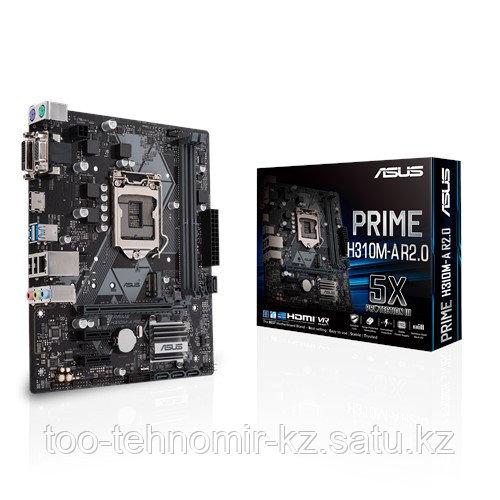 S-1151 ASUS PRIME H310M-A R2.0 iH310 2xDDR4 4xSATA3 1xM.2 1xD-Sub 1xDVI 1xHDMI 1xPCIe 3.0/2.0x16,