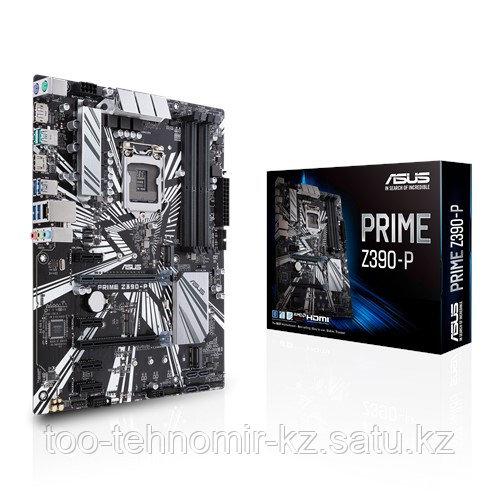 S-1151 ASUS PRIME Z390-P, Socket 1151, 4xDDR4 (4266 OC), 4xSATA3 Raid, 2xM.2, 2xPCIe3.0/2.0x16
