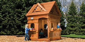 Игровой домик дизайн 1 ДК (Playhouse Design 1)