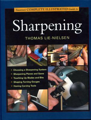 Книга *Sharpening*, Thomas Lie-Nielsen, LN 2-BK-Sharp