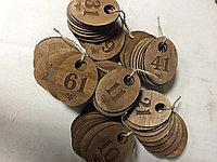 Номерки для гардерова в Нур-Султане