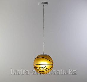 Люстра Детская 8003 Basketball, фото 2