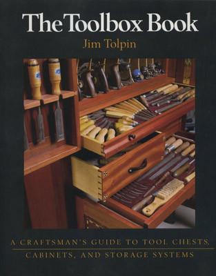 Книга *The Toolbox Book*, Jim Tolpin, LN 2-BK-Too
