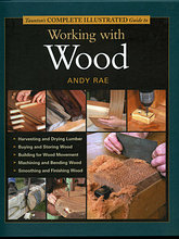 Книга *Working with Wood*, Andy Rae