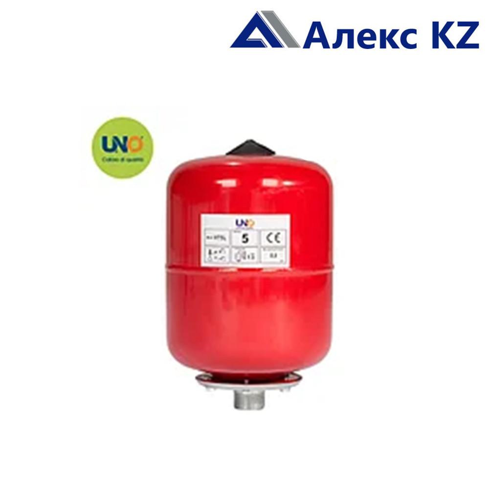 Бак вертикальный UNO VR/VT 12 литров,1 н.р, красный