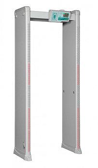 Металлодетектор арочный БЛОКПОСТ PC-600 M, 6 зон