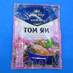 SEN SOY / ТОМ ЯМ для приготовления тайского супа 80 гр.
