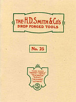 Книга *The H. D. Smith & Co*s Drop Forged Tools*, репринт,