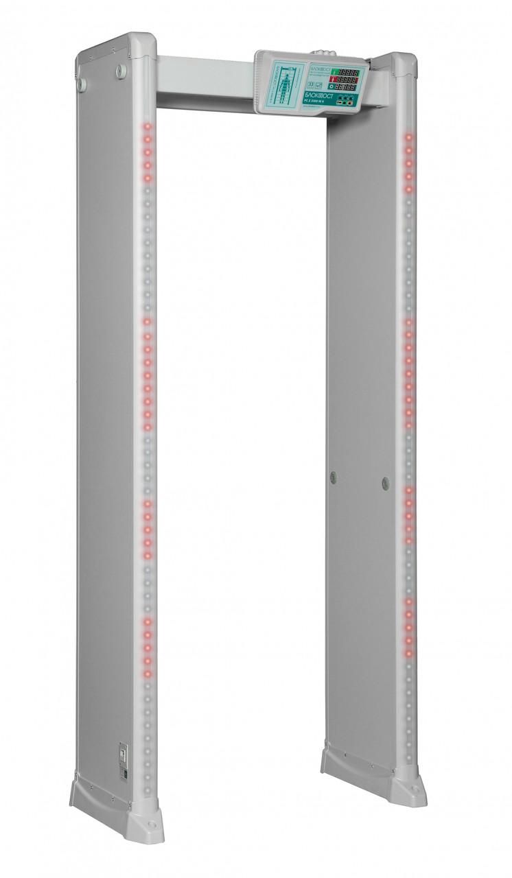 Арочный металлодетектор БЛОКПОСТ PC Z 3300 M K