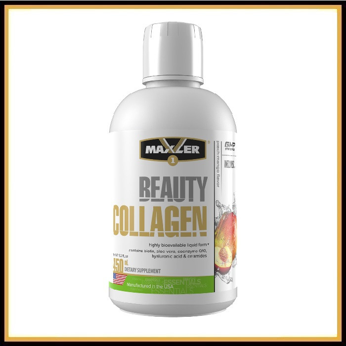 Maxler Beauty COLLAGEN 450мл (персик-манго)