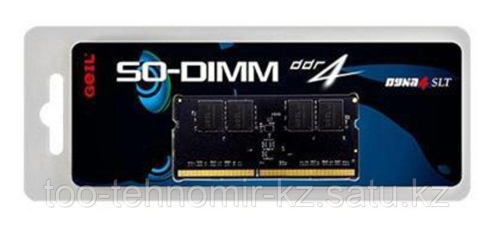 Оперативная память SODIMM DDR4 4Gb 2133 GEIL PC4-17000