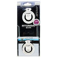 Наушники Hyundai HY-112, 3.5 мм, черно-серые