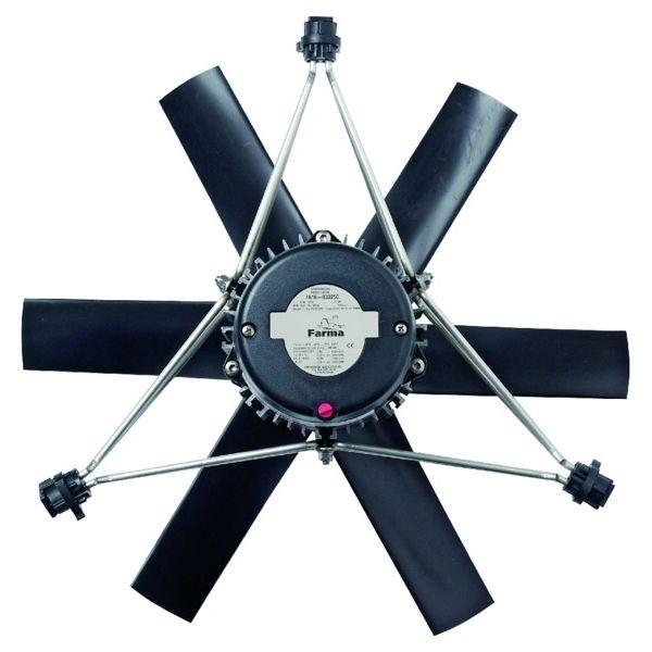 Дымоходный вентилятор, Ø 40 см, Ø 50 см, Ø 63 см