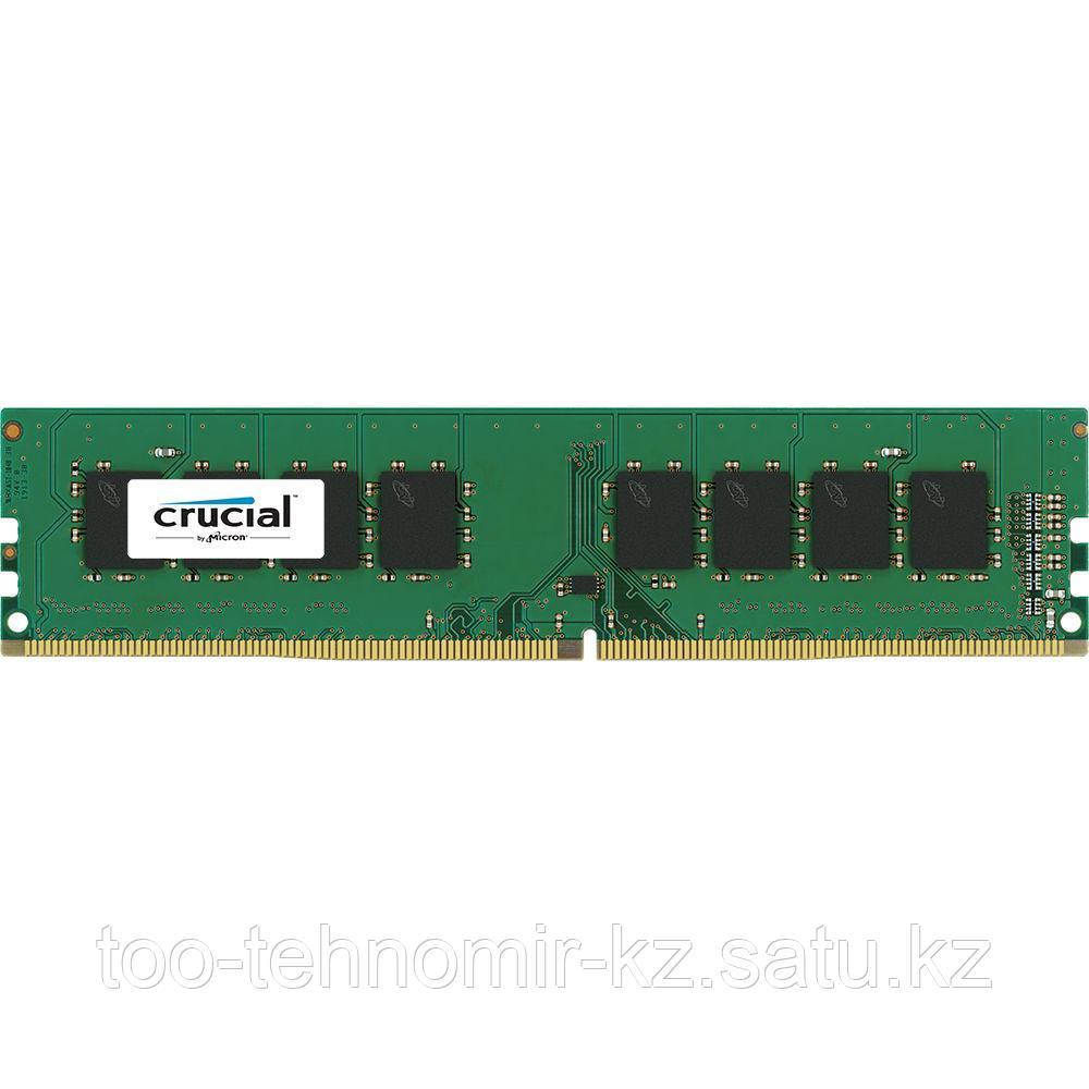Оперативная память DDR4 4Gb 2400MHz Crucial  PC4-19200 CT4G4DFS824A Retail