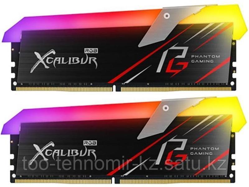 Оперативная память DDR4 16Gb (2x8Gb) 3200MHz ASRock (TEAMGROUP) XCALIBUR PHANTOM Gaming