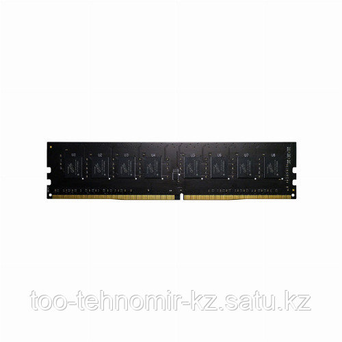 Оперативная память DDR4 16GB 2666MHz GEIL PC4-21300 19-19-19-43 GN416GB2666C19S Bulk Pack