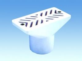 Дренаж лотка перелива (пластик)