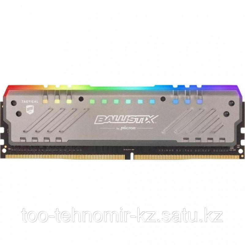 Оперативная память DDR4 16Gb/2666MHz PC21300 Crucial Ballistix Tactical Tracer RGB