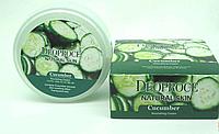 Крем для лица Deoproce Natural Skin Nourishing Cream Cucumber 100g