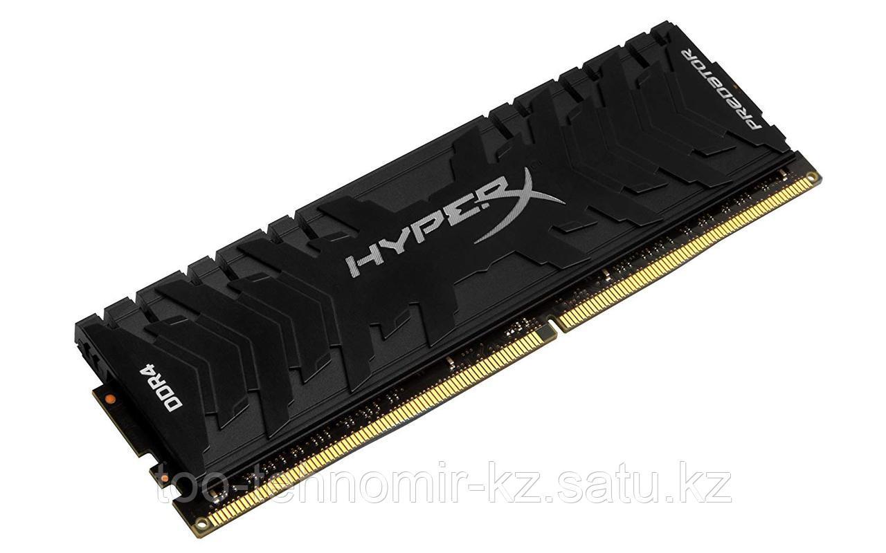 Оперативная память DDR4 16Gb/3600MHz PC28800 Kingston HyperX Predator RGB, 2x8Gb Kit, CL17