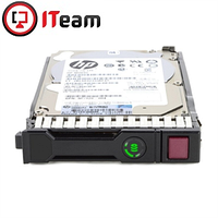 """Жесткий диск для сервера HP 500Gb 6G SATA 7.2K 2.5"""" (655708-B21), фото 1"""