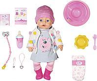 Кукла интерактивная Стильная Весна Baby born 43 см