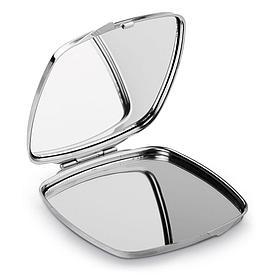 Двойное зеркало для макияжа