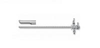 Тубус эндоскопический цистоуретроскопа, диаметр 25 Charr., стандартный, со стандартным обтуратором, с атравматичным концом, с двумя латеральными