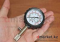 Манометр DM-02M аналоговый, 10 атм, дефлятор, фото 1