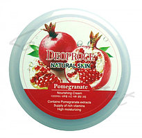 Крем для лица Deoproce Natural Skin Nourishing Cream Pomergranate 100g