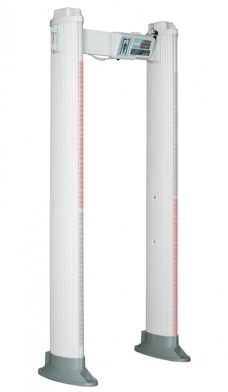 Арочный металлодетектор БЛОКПОСТ РС Х 400 M K (4/2)