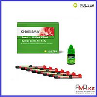 Композит микрогибридный Charisma Classic набор (8 х 4г+Gluma 2Bond)/ KULZER, Германия