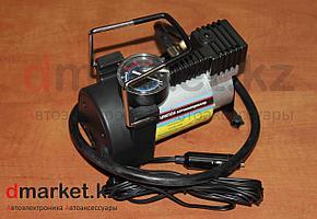Компрессор автомобильный Циклон KS-303, один поршень, 35л/мин, 10 атм., подсветка