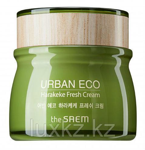 Увлажняющий крем с экстрактом новозеландского льна The Saem Urban Eco Harakeke Fresh Cream