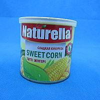 NATURELLA SWEET CORN / Сладкая кукуруза 425 мл.