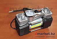 Компрессор автомобильный Циклон KS-312, 2 поршня, 10 атм., 60л/мин, фото 1