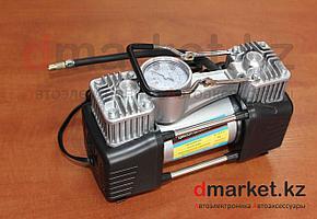 Компрессор автомобильный Циклон KS-312, 2 поршня, 10 атм., 60л/мин