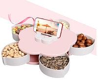 Менажница раздвижная для конфет и мелочей Цветок, фото 1