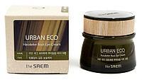 Крем для кожи вокруг глаз с экстрактом новозеландского льна The Saem Urban Eco Harakeke Root Eye Cream