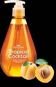 Жидкое мыло семейное «Абрикос и манго»